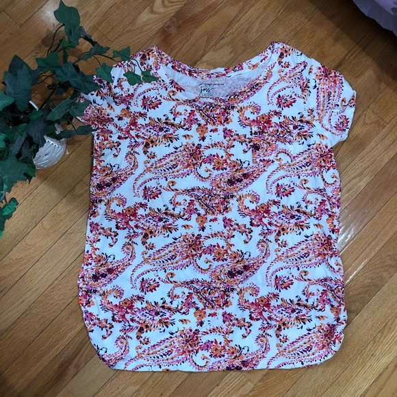 Just My Size Tops - Just my size summer beach blouse size 1 X